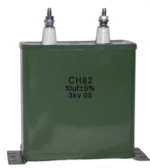 CH82型高压密封复合介质电容器实物图
